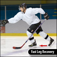 Fast Leg Recovery
