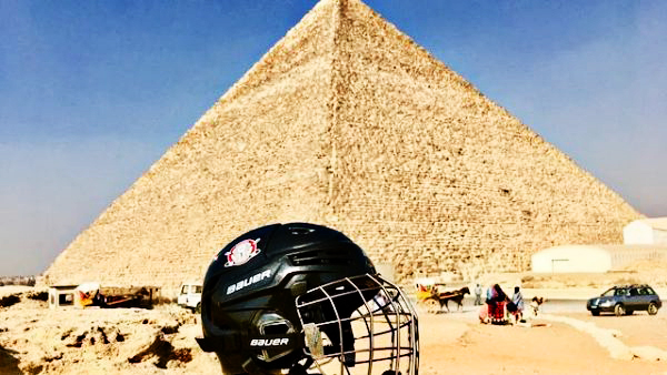 Ice Hockey in Egypt