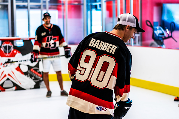 hockey experts choose hockeyshot Pavel Barber