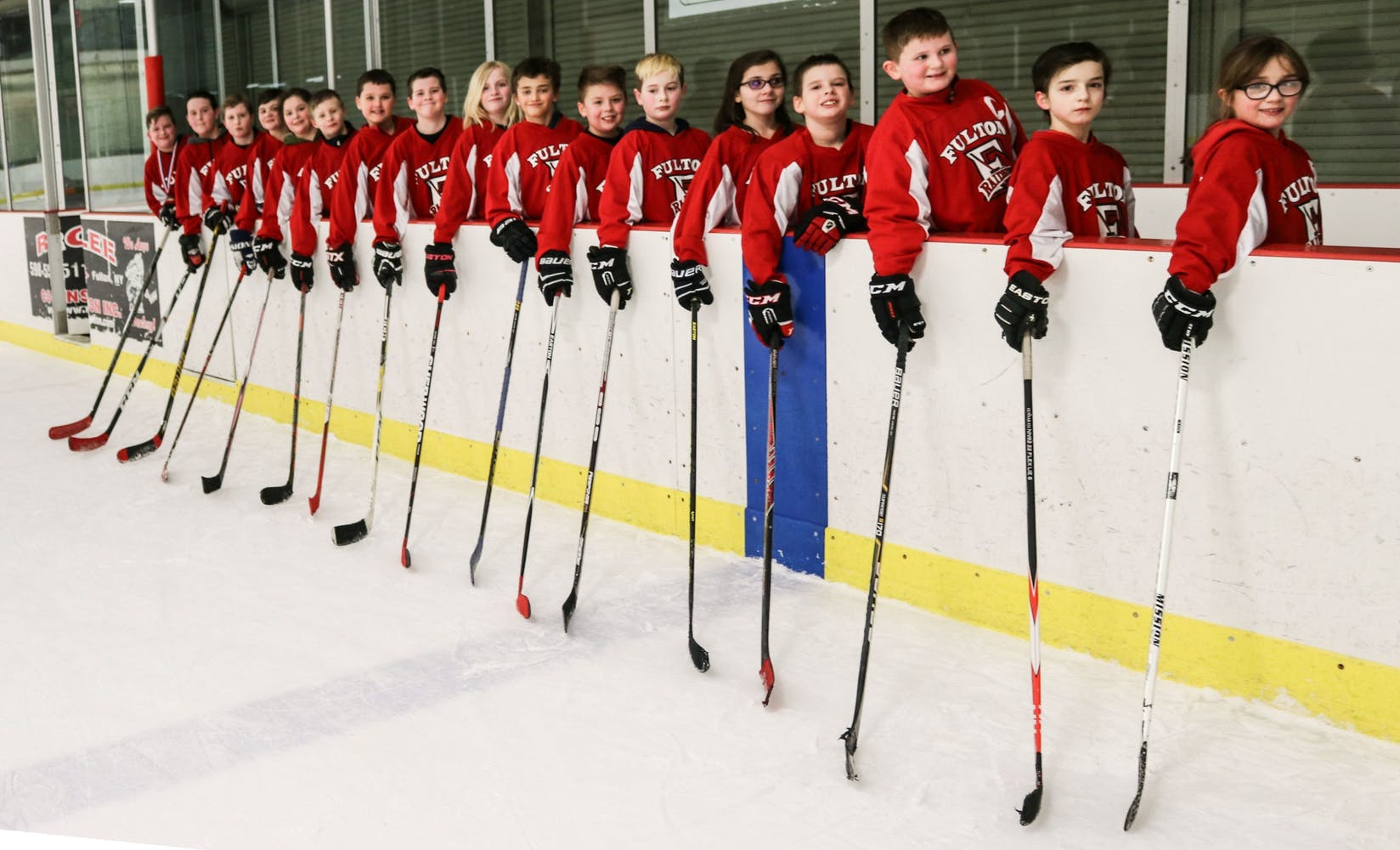 hockey grant - The fulton squirts